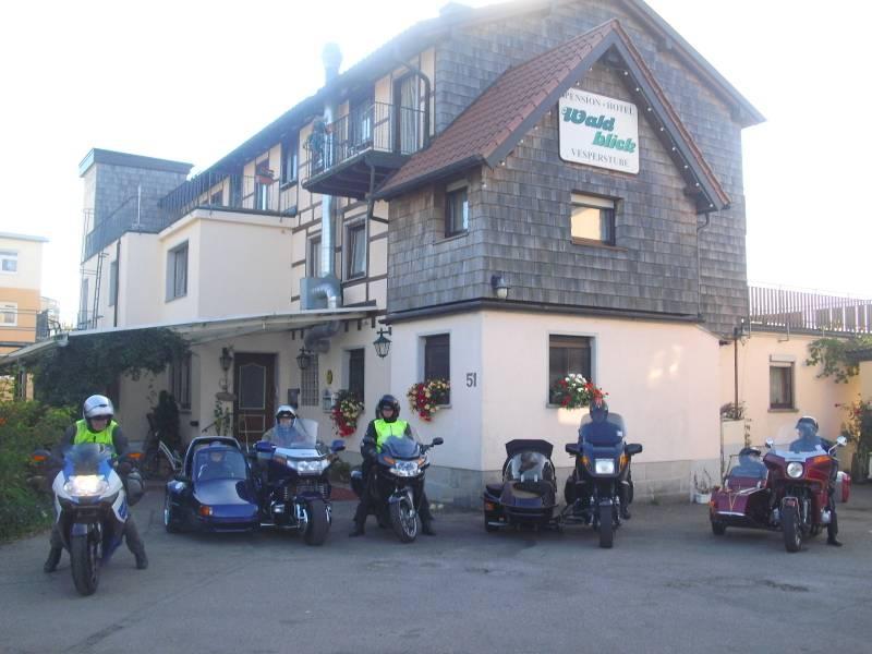 Hotel Pension Waldblick Mainhardt